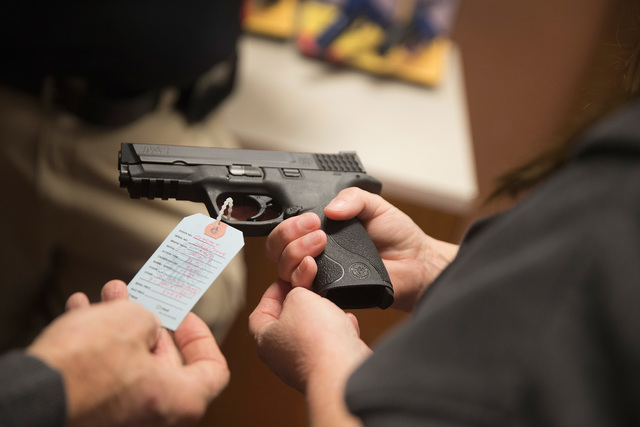 Background Checks For Black Friday Gun Purchases Reached All Time High