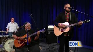 Mother and son duo perform at JCCC