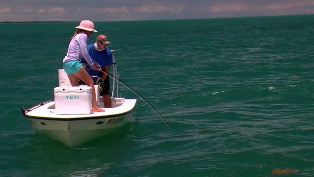 Outdoor America- Ladies Fly Tournament Part 1