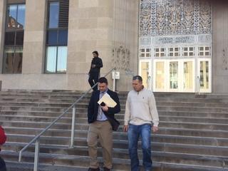 Concrete contractor heading towards trial