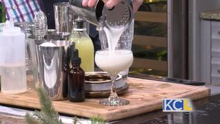 Pierpont's mixes up a delicious drink