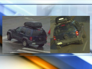 Police want to find SUV seen at homicide scene