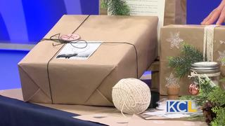 Unique wrapping ideas for your holiday gifts!