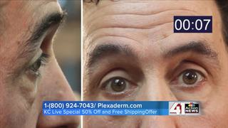 Plexaderm rids you of under-eye bags