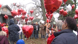 Family holds vigil for man found dead in KC home