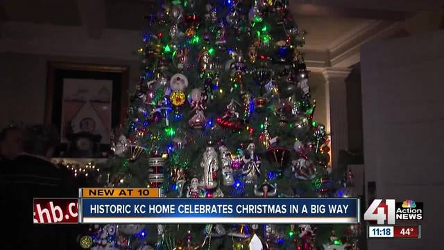 Kansas City Man Decks The Halls To The Tune Of 21 Christmas Trees