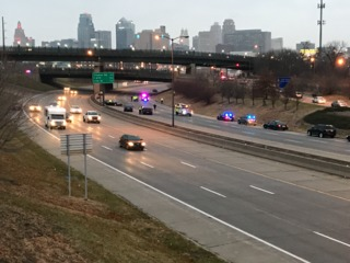 At least 1 dead in wrong-way crash on 71 Highway