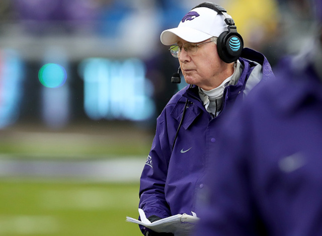 Kansas State promotes Coleman to offensive coordinator