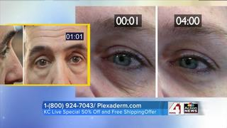 Reduce signs of aging with Plexaderm