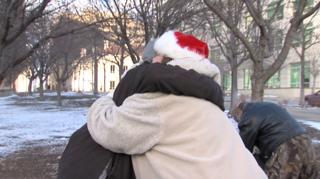 Volunteers create Christmas every Sunday
