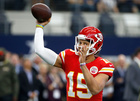 Mahomes already proving he's Chiefs' leader