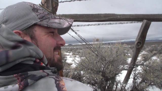 US Army veteran hunts with Gridiron Outdoors