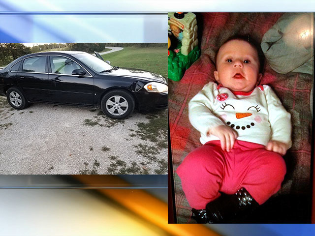 Baby found safe after Amber Alert issued in Missouri