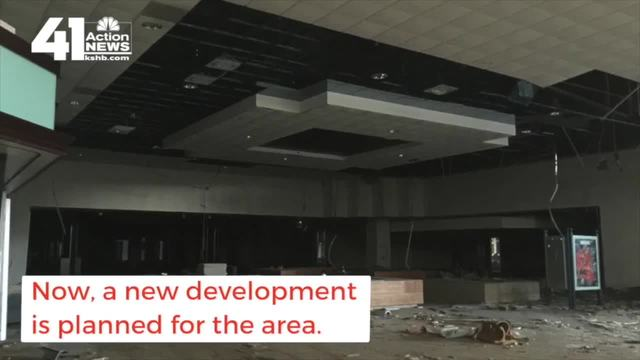 Abandoned KC- New life for Metro North Mall