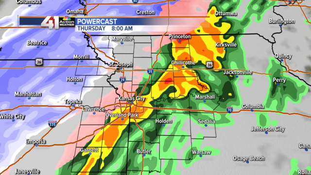 EARLY LOOK: Weekend winter storm could bring several inches of snow to central Indiana