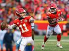 Chiefs players Smith, Hunt earn team awards
