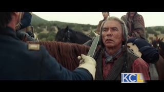 Actor Wes Studi previews the movie
