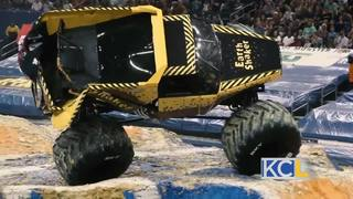 Experience the unforgettable Monster Jam