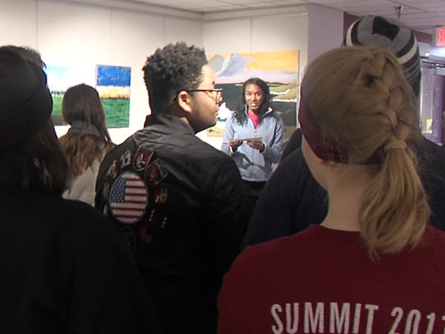 Rapid City honors Martin Luther King Jr. in ceremony