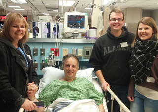 KC-area legislator donates kidney to wife