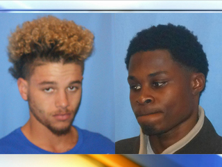 Two men charged in murder of Blue Springs teen