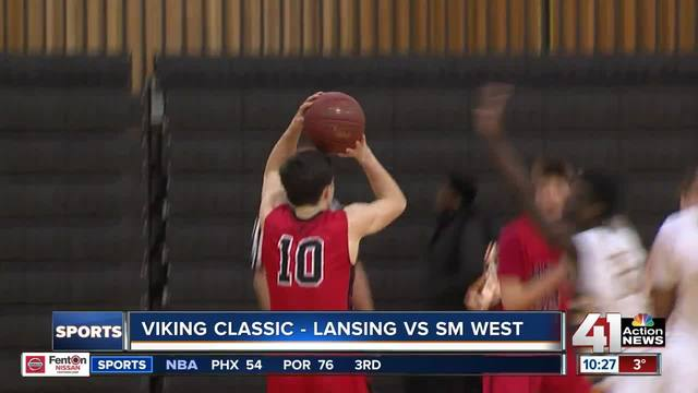 High school basketball highlights from tournament week in KC