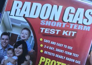 Radon gas detected in Warford Elementary School