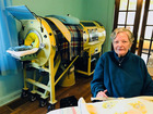 KCMO woman one of few relying on iron lung