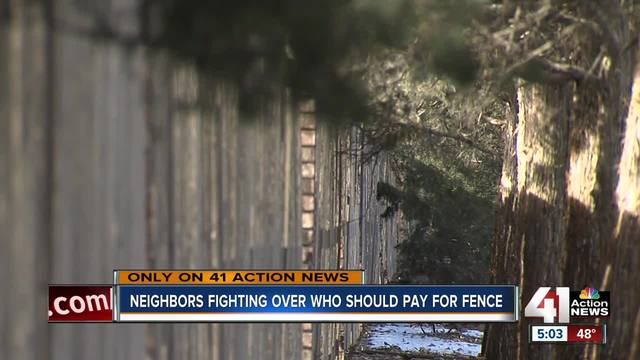 HOA-s -40-000 plan for new fence is misuse of funds- some residents says