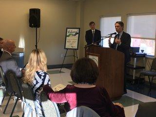 KS Lt. Gov. Colyer talks stepping up to top job