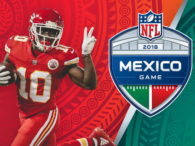 Rams to play Chiefs in Mexico City in 2018