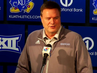 KU to be featured four times in Big Monday