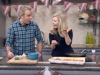 Recipe: Lindsay Shively's Sweet Potato Taco Joes