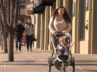 Hired drivers let baby ride without car seat