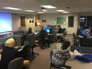 Program helps high school dropouts earn diplomas