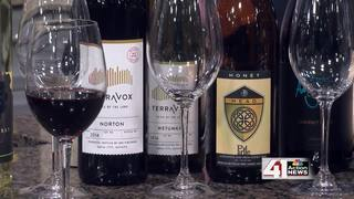 Delicious wines made in Missouri