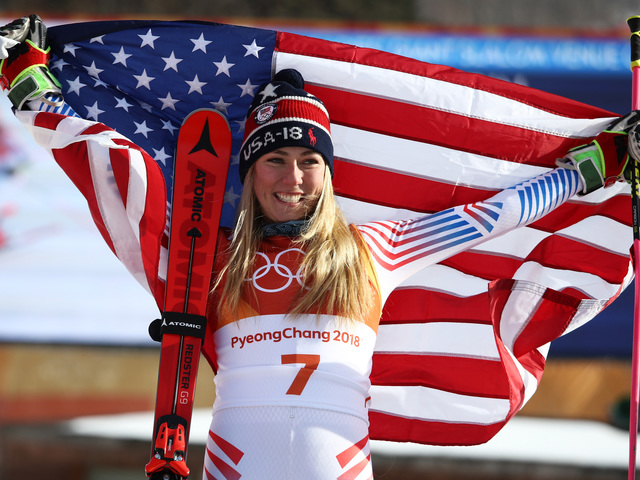 Mikaela Shiffrin Goes For Historic Medal In Slalom At Winter Olympics