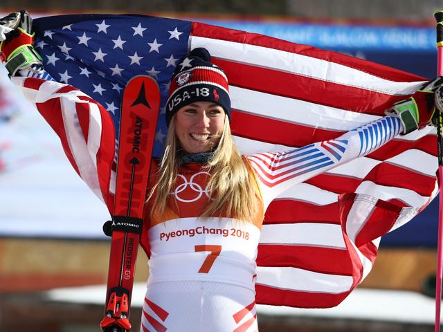 Mikaela Shiffrin Goes For Historic Medal In Slalom At Winter Olympics