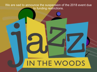Jazz in the Woods canceled due to funding