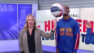 Harlem Globetrotters ready to wow the KC crowd