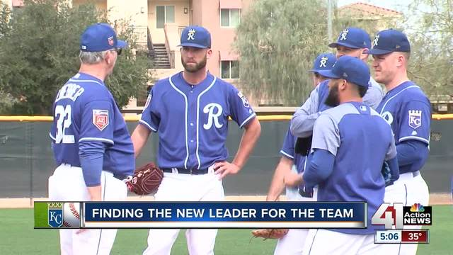 Royals look for new leader amid line-up changes