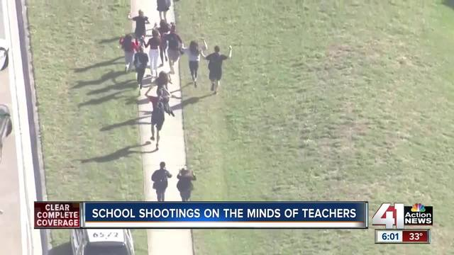 Teachers take on new roles with school shootings