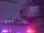 Witnesses describe aftermath of I-435 crash