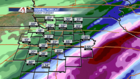 We could see 4 types of precipitation this week