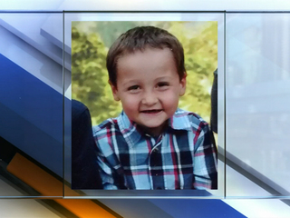 Police continue to search for missing KS child