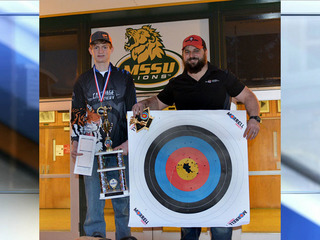 MO student shoots perfect score at competition