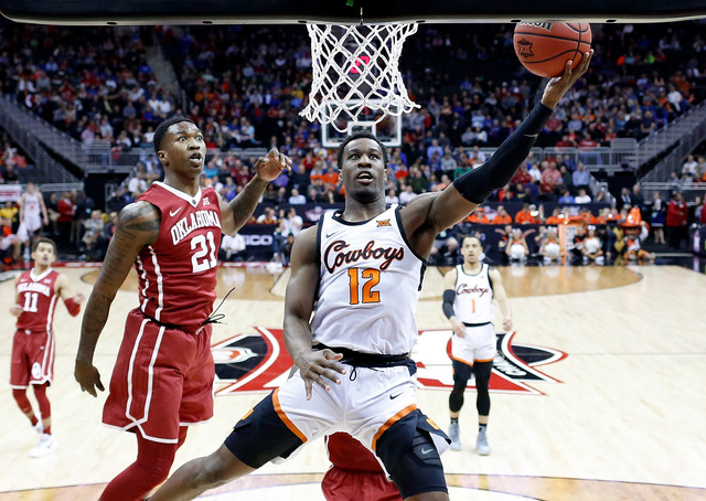 Big 12 Tourney May Decide NCAA Tourney Fates