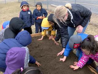 KCCG brings outdoor learning to metro schools