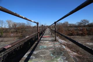 Taste & See KC: Abandoned Kessler Park reservoir