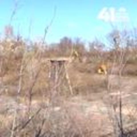 Taste -amp- See KC- Abandoned Kessler Park reservoir